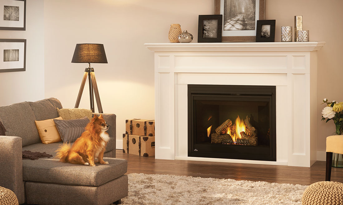 Marquess Keenan Mantels Mm Gas Fireplace Mantel