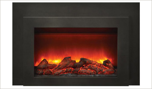 Amanti Panorama electric Fireplace