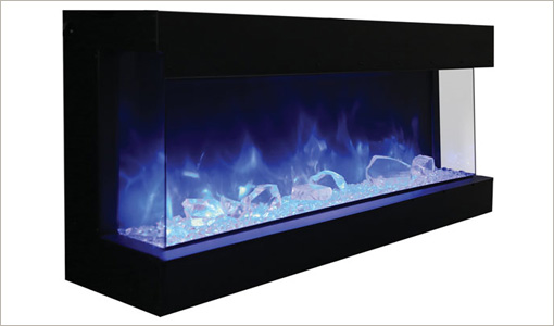Amanti Tru View XL Electric Fireplace