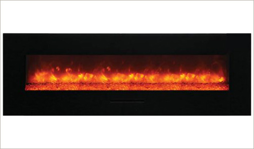 Amanti Wall-Mount Electric Fireplace