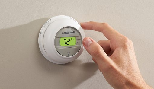 Digital The Round® Non-Programmable Thermostat (T8775X)-1