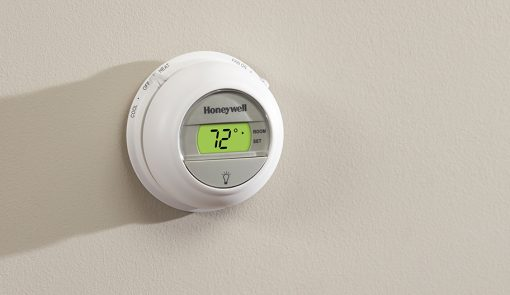 Digital The Round® Non-Programmable Thermostat (T8775X)