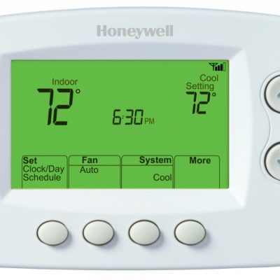 Wi-Fi 7-Day Programmable Thermostat (RTH6580WF)