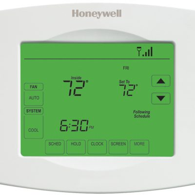 Wi-Fi 7-Day Programmable Touchscreen Thermostat (RTH8580WF)