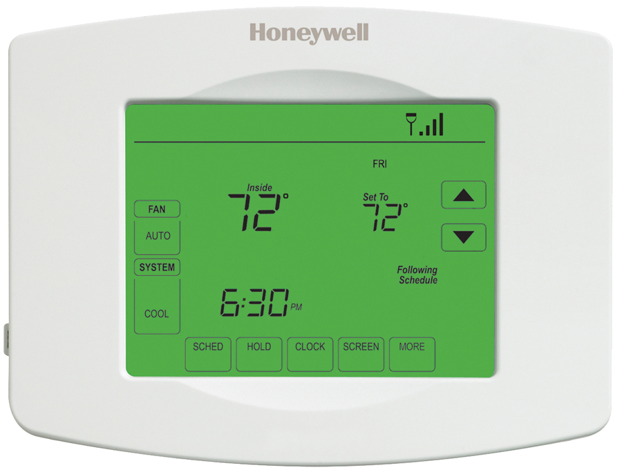 Honeywell Wi Fi 7 Day Programmable Touchscreen Thermostat