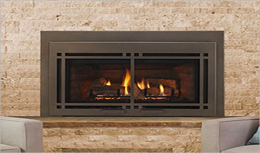 Majestic Inserts Gas Fireplace
