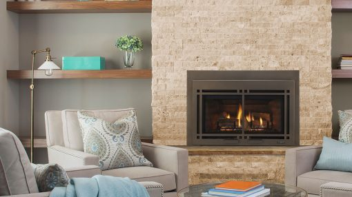 Majestic Ruby Series Gas Fireplace-1