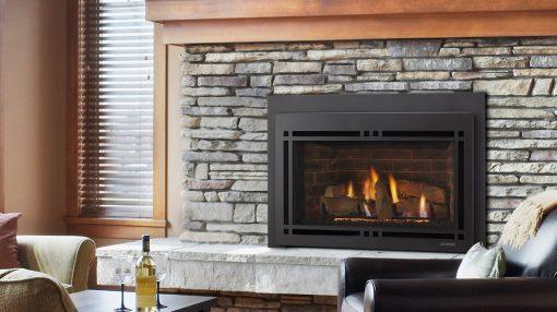 Majestic Ruby Series Gas Fireplace