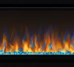 Alluravision-NEFL60CHS-Slim-Straight-Crystal-EmberBed-Blue-Flame-Multi