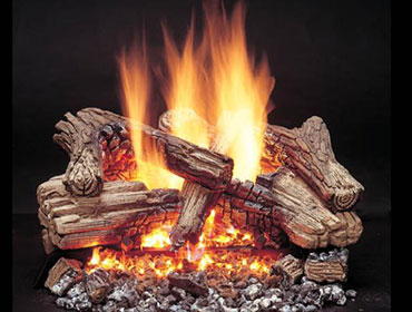 Majestic Duzy 3 Gas Log Sets