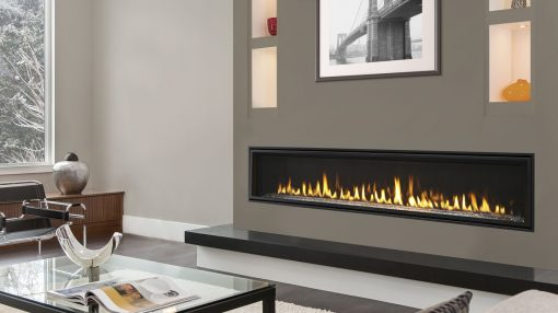 Majestic Echelon II Gas Fireplace-2