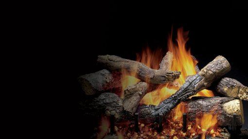 Majestic Fireside Grand Oak Gas Log Sets-1