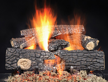 Majestic Fireside Realwood Gas Log Sets