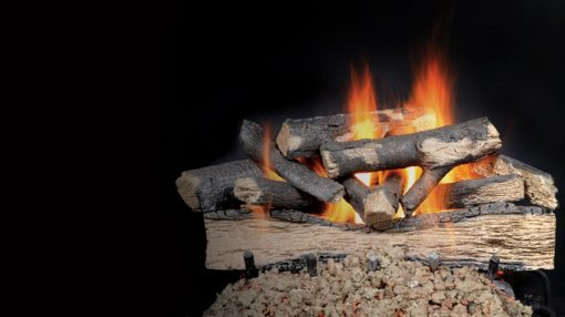 Majestic Fireside Versawood Gas Log Sets-1