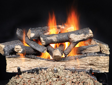 Majestic Fireside Versawood Gas Log Sets
