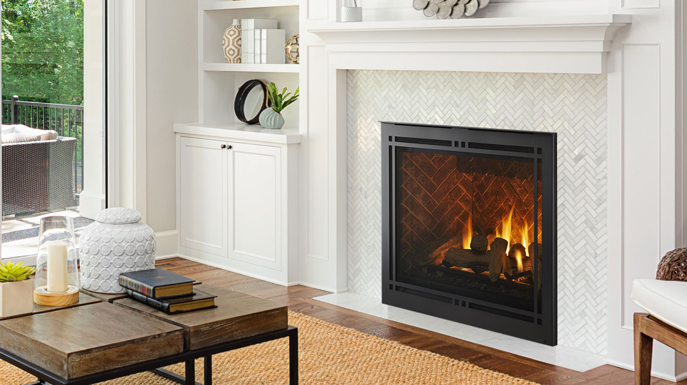 Buy Majestic Meridian Series Gas Fireplace Traditional