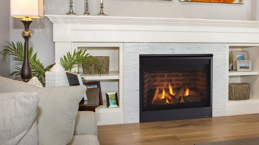 Majestic Quartz Series Gas Fireplace-1