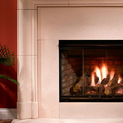 Majestic Reveal Gas Fireplace