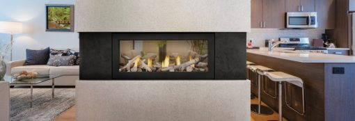 Napoleon Acies See Thru Series Electric Fireplace