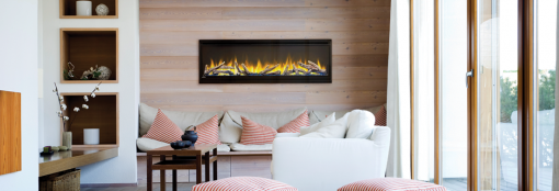 Napoleon Alluravision Series Built-In Electric Fireplace-3