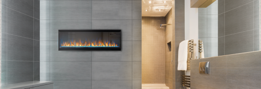 Napoleon Alluravision Series Built-In Electric Fireplace-4
