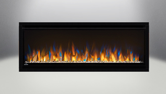 Napoleon Alluravision Series Built-In Electric Fireplace
