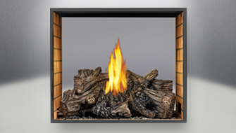 Napoleon High Definition 81 Direct Vent Gas Fireplace