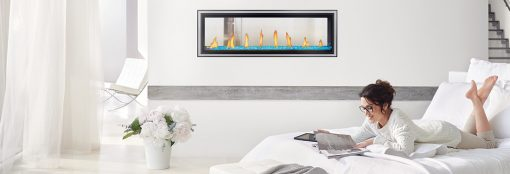 Napoleon Vector See Thru Series Electric Fireplace-2