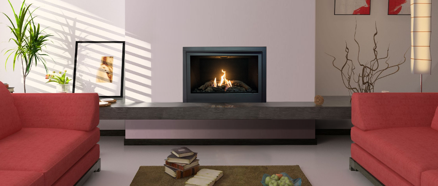 Savannah BCF 36 LIGHT Elite Series Gas Fireplace