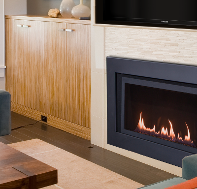Savannah BL 936 Elite Series Gas Fireplace