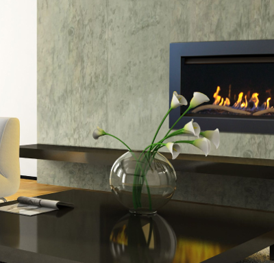 Savannah Pinnacle 55 Limited Series Gas Fireplace