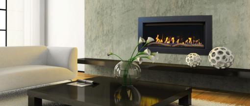 Savannah Pinnacle 55 Limited Series Gas Fireplace