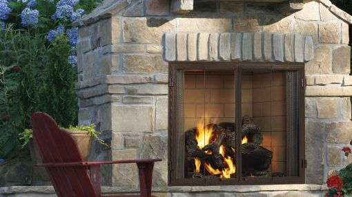 Majestic Castlewood Gas Fireplace
