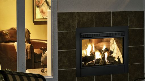 Majestic Twilight II Gas Fireplace-1