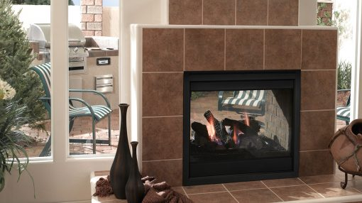 Majestic Twilight II Gas Fireplace