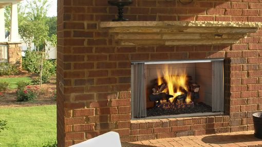 Majestic Villawood Gas Fireplace