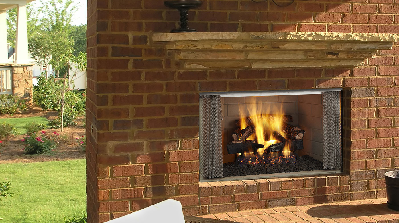 Buy Majestic Villawood Gas Fireplace Toronto Best Price
