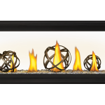 LVX50ST-Wrought-Iron-Globes-Glass-Beads