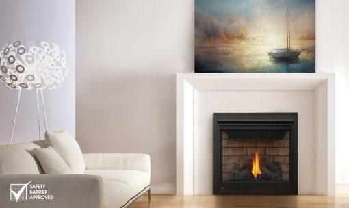 Napoleon Ascent™ 35 Direct Vent Gas Fireplace-1