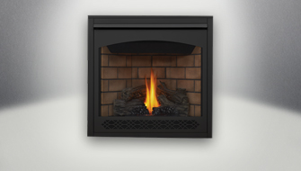Napoleon Ascent™ 35 Direct Vent Gas Fireplace