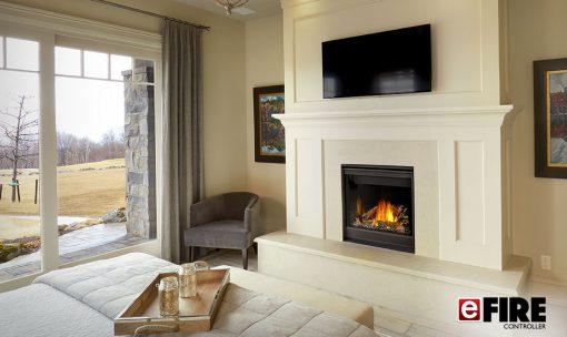Napoleon Ascent™ X 36 Direct Vent Gas Fireplace-1