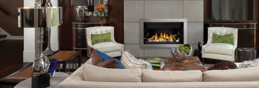 Napoleon Ascent Linear Series Direct Vent Gas Fireplace