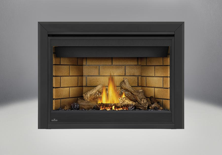 Napoleon Ascent 46 Direct Vent Gas Fireplace Toronto