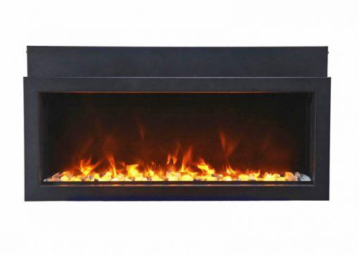 Amantii BI-30-XTRASLIM Electric Fireplace-5