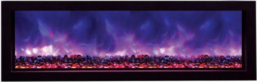 Amantii BI-30-XTRASLIM Electric Fireplace