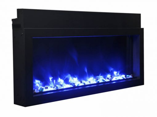 Amantii BI-40-XTRASLIM Electric Fireplace-10