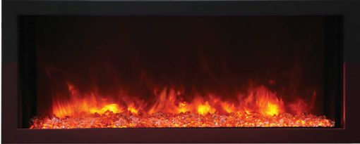 Amantii BI-40-XTRASLIM Electric Fireplace-2
