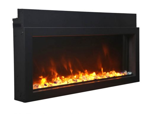 Amantii BI-40-XTRASLIM Electric Fireplace-7