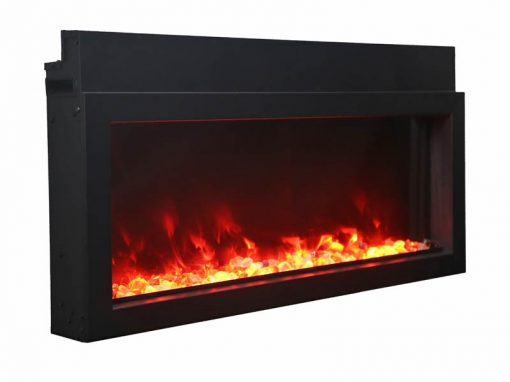 Amantii BI-40-XTRASLIM Electric Fireplace-9