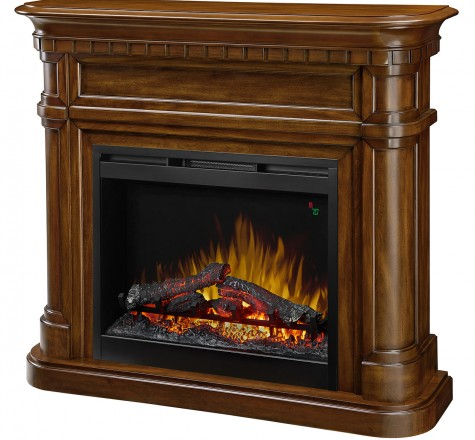 Dimplex Charleston Mantel Electric Fireplace